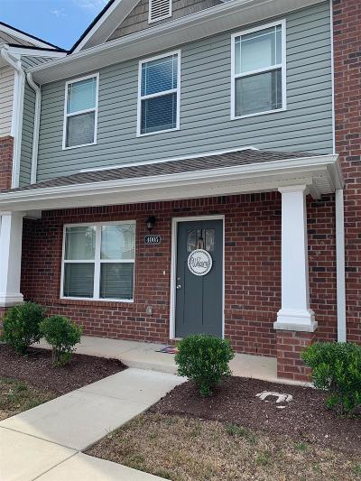 Spring Hill Condo/Townhouse Active Under Contract: 4005 Currant Ct