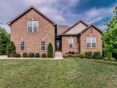 Mount Juliet Single Family Home Active Under Contract: 2235 Harkreader Rd