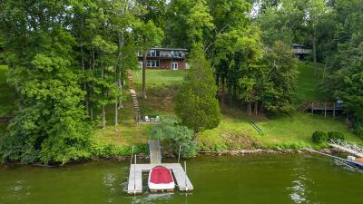 Old Hickory Single Family Home For Sale: 393 Green Harbor Rd