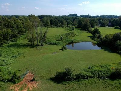 Cottontown Residential Lots & Land Active Under Contract: S Palmers Chapel Rd