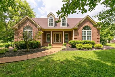 Goodlettsville Single Family Home For Sale: 504 Emily Dr