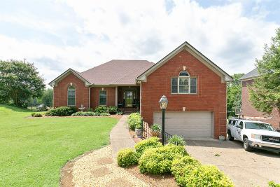 Goodlettsville Single Family Home For Sale: 108 Echo Hill Blvd