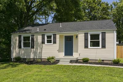 Nashville Single Family Home For Sale: 200 Stirton Rd