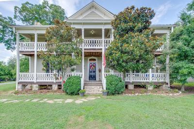 Nolensville Single Family Home For Sale: 2474 Rocky Fork Rd
