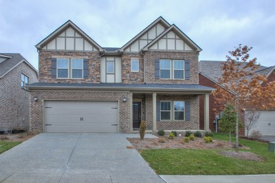 Gallatin Single Family Home For Sale: 1055 Fenner Ln