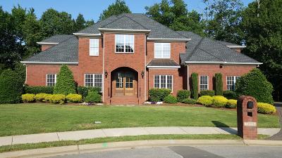 Murfreesboro Single Family Home For Sale: 1808 Mosaic Trl