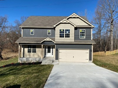 Clarksville Single Family Home For Sale: 2 Deer Hollow Estates
