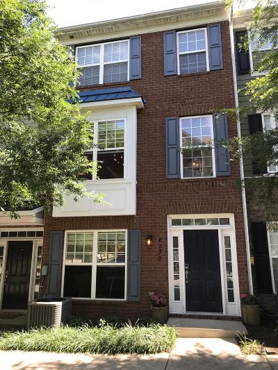 Antioch Condo/Townhouse Active Under Contract: 8238 Lenox Creekside Dr