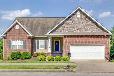 Nashville Single Family Home For Sale: 1805 Woodland Pointe Dr.