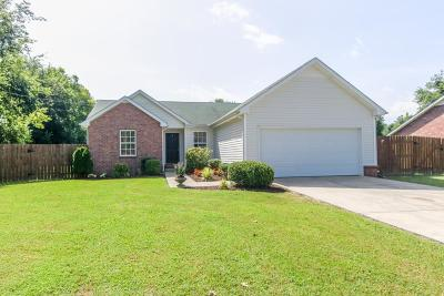 Rutherford County Single Family Home For Sale: 2510 Gold Valley Dr