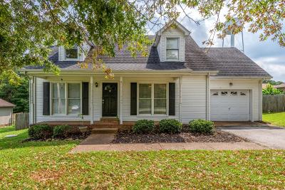 Williamson County Single Family Home For Sale: 7205 Clearview Dr