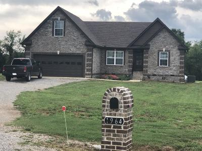 Marshall County Single Family Home For Sale: 1964 Rolling Meadow Ln