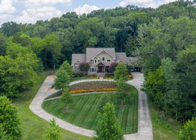 Hendersonville Single Family Home For Sale: 1090A Latimer Ln