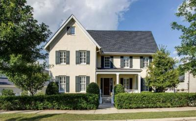 Franklin Single Family Home For Sale: 404 Wild Elm St