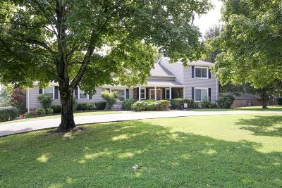 Old Hickory Single Family Home For Sale: 600 Bedford Forest Ct