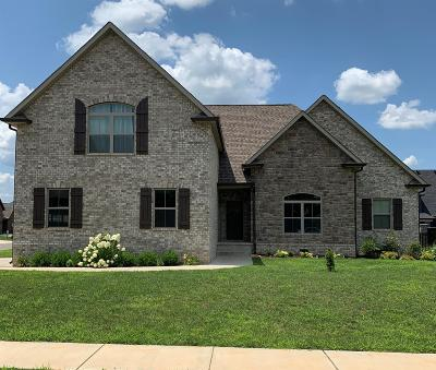 Clarksville Single Family Home For Sale: 3581 Smith Brothers Ln