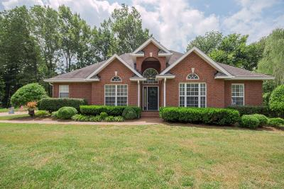 Hendersonville Single Family Home Active Under Contract: 1018 Willow Park Cir