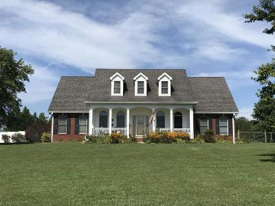 Montgomery County Single Family Home For Sale: 840 Oak Plains Rd