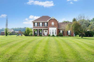 Clarksville Single Family Home For Sale: 3020 Seven Mile Ferry Rd