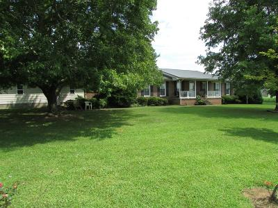 Maury County Single Family Home For Sale: 7193 Old Zion Rd