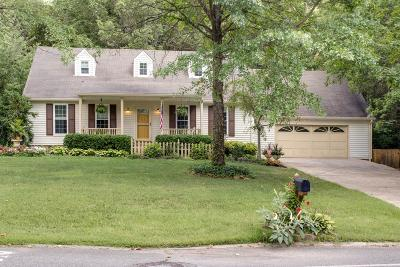 Nolensville Single Family Home For Sale: 1225 Creekside Dr