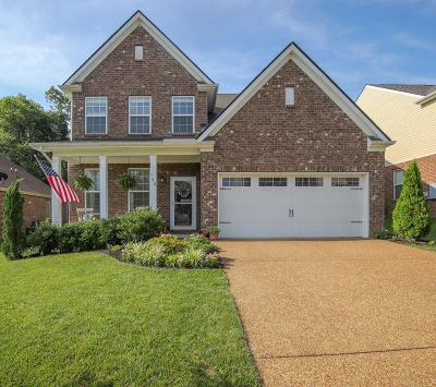 Mount Juliet Single Family Home For Sale: 708 Bench Ln