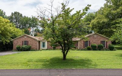 Sumner County Single Family Home For Sale: 903 Morris Dr