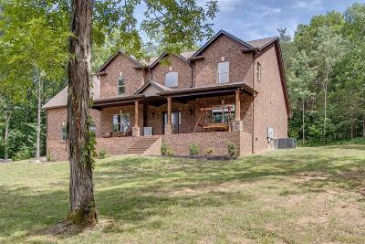 Mount Juliet Single Family Home For Sale: 1706 Mires Rd