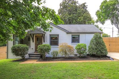 Inglewood Single Family Home Active Under Contract: 2126 Geneiva Dr