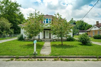 Alexandria Single Family Home For Sale: 309 West Main Street