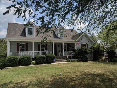 Spring Hill Single Family Home Active Under Contract: 2816 Faith Ln