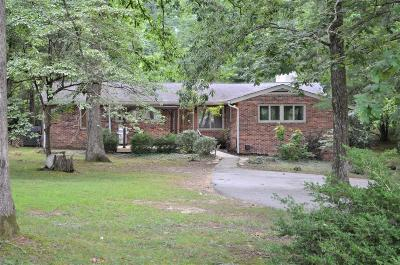Sewanee Single Family Home For Sale: 283 Greens View Rd