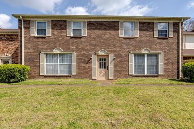 Davidson County Condo/Townhouse For Sale: 1301 Neelys Bend Rd # 79 #79