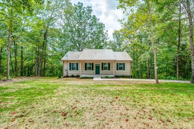 Cheatham County Single Family Home Active Under Contract: 1170 Nora Ln