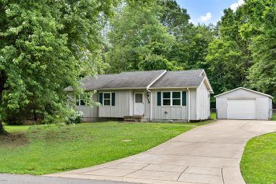 Clarksville Single Family Home For Sale: 556 Roselawn Dr