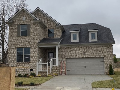 Thompsons Station Single Family Home For Sale: 2768 Cloister Ln - Lot 1155