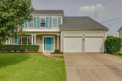Mount Juliet Single Family Home For Sale: 1709 Eagle Trace Dr