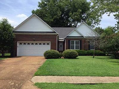Columbia Single Family Home Active Under Contract: 110 Bell Grove Dr