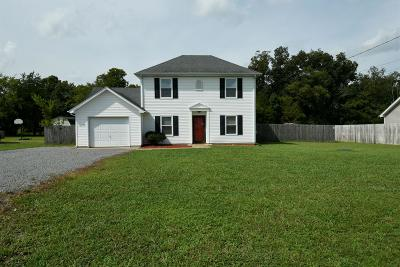 Christiana Single Family Home Active Under Contract: 215 Mallow Dr
