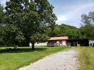 Cheatham County Single Family Home For Sale: 5384 Pond Creek Rd