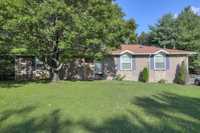 Smyrna Single Family Home For Sale: 312 Pioneer Dr