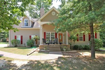 Cross Plains Single Family Home For Sale: 1783 Friendship Rd
