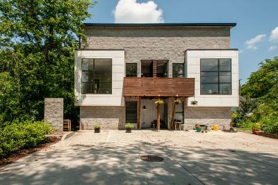 Nashville Condo/Townhouse For Sale: 5003 D Indiana Ave. #D