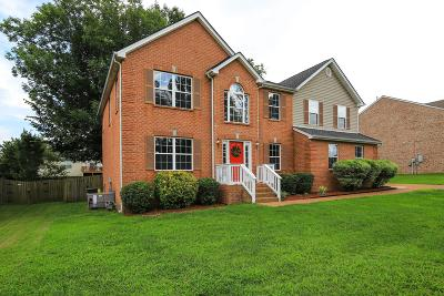 Mount Juliet Single Family Home For Sale: 4005 Timber Ridge Ct