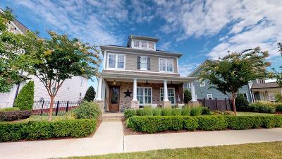 Franklin Single Family Home For Sale: 1005 Oleander St