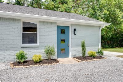 East Nashville Single Family Home For Sale: 1510 Andy Street