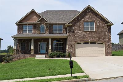 Clarksville Single Family Home For Sale: 3184 Timberdale Dr