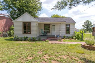 Nashville Single Family Home Active Under Contract: 1513 Jones Ave