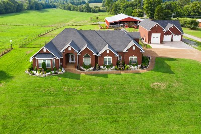 Montgomery County Single Family Home For Sale: 4658 Guthrie Hwy