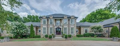 Nashville Single Family Home For Sale: 2005 Sunset Hills Terrace